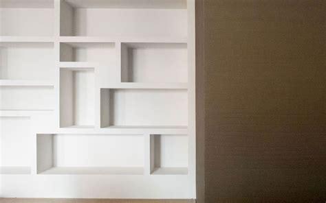 libreria in cartongesso fai da te librerie in cartongesso cartongesso fai da te