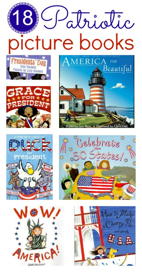 picture books for toddlers patriotic picture books for 4th of july no time for
