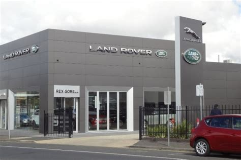 land rover geelong new signage rex gorell jaguar land rover geelong vic