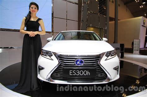 lexus india 2016 lexus es300h giias 2015