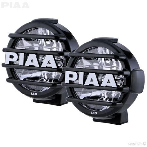 driving range with lights piaa piaa lp570 led white range driving beam kit 5772