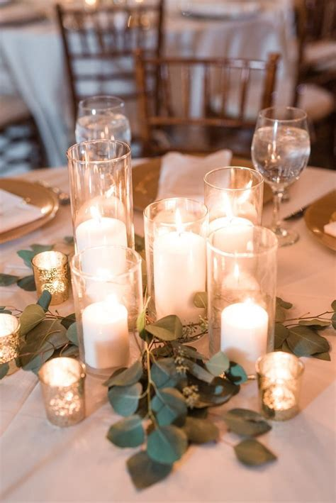 glass centerpieces for wedding tables 25 best ideas about mercury glass wedding on