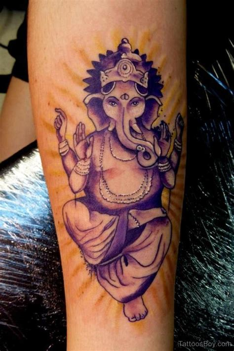ganesha tattoo hinduism tattoos tattoo designs tattoo pictures page 12
