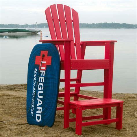 polywood south lifeguard chair