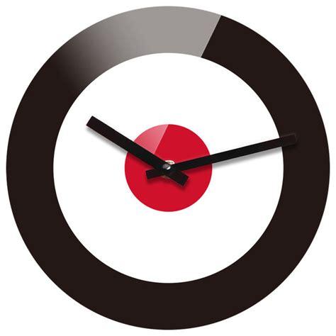 non reflex reflex non ticking silent acrylic wall clock small target