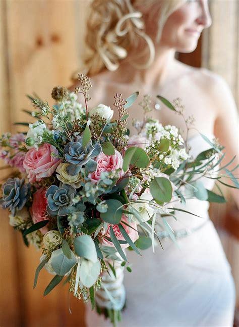 Wedding Bouquet Eucalyptus by Wedding Bouquet Inspiration Textured Bouquet Eucalyptus