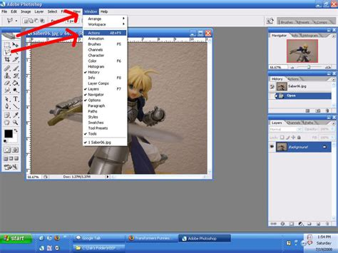 adobe photoshop actions tutorial chaos incarnate s building actions macros with adobe