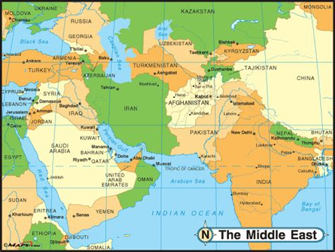 middle east map the years middle east political map free printable maps