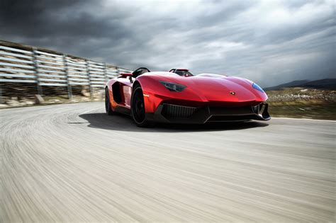 Lamborghini Maximum Speed 2012 Lamborghini Aventador J Review Specs Pictures Top
