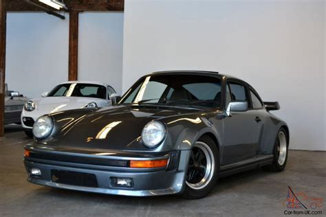 porsche 930 turbo for sale 1984 porsche 930 turbo ebay