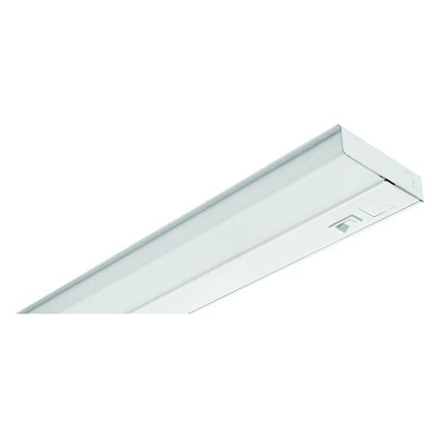lithonia under cabinet lighting lithonia lighting 21 in white t5 fluorescent under