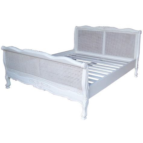wicker bed french beds and upholstered beds french bedroom company