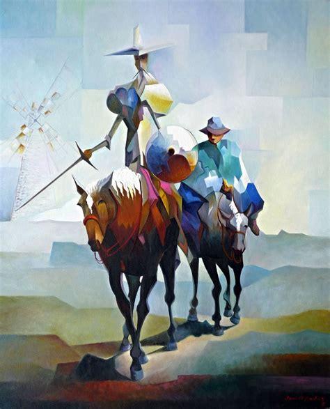 don quijote de la b0041kkra8 de lo que le sucedi 243 a don quijote en la entrada de barcelona blog escuelas en red el pa 205 s