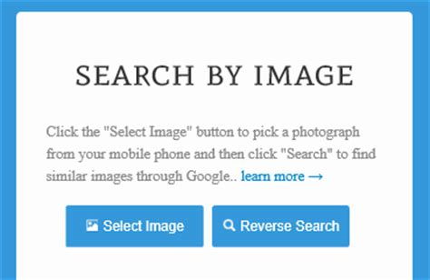 Image Finder Image Searching For Mobile Phones
