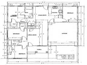Floor Plan Dimensions House Floor Plans With Dimensions