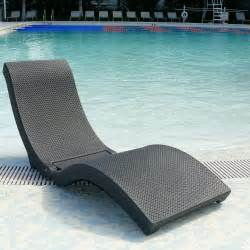 Pool Chaise Lounge Charcoal The Splash Chaise Lounge Chair Outdoor Beach Sun
