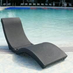 Charcoal the splash chaise lounge chair outdoor beach sun lawn patio