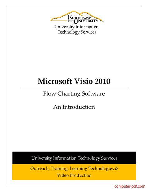 microsoft visio 2010 pdf pdf microsoft visio 2010 free tutorial for beginners
