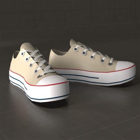 converse generic shoes  model formfonts  models