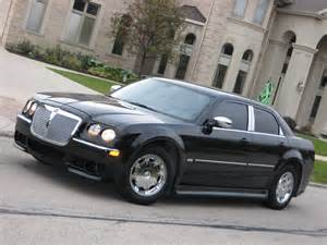 Chrysler 300 Bentley Kit 2007 Chrysler 300 Signature Series