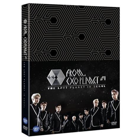 exo planet 1 exo from exo planet 1 the lost planet in seoul dvd