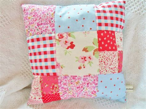 How To Make A Patchwork Cushion - patchwork cushion kit cath kidston complete sewing craft