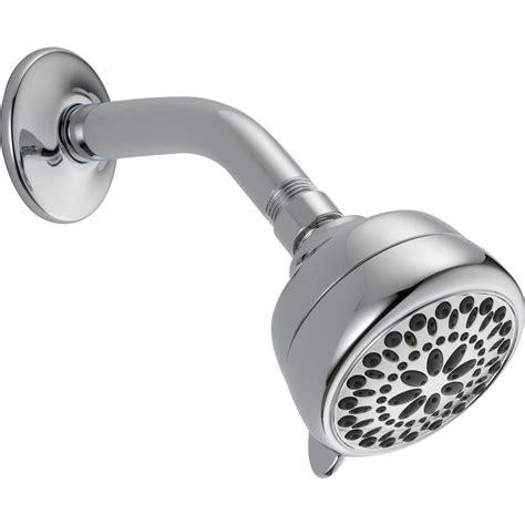 Delta 7 Spray Shower by Delta 7 Spray 2 5 Gpm Shower In Chrome 75760
