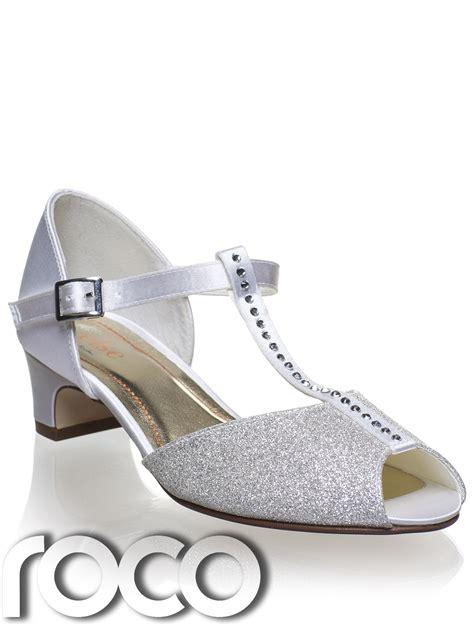 white rainbow club shoes white prom shoes