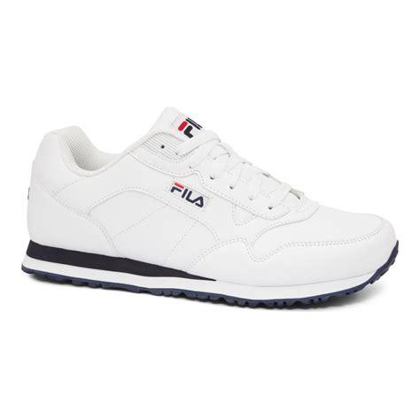 fila s tennis shoes fila s cress athletic shoe white shop your way