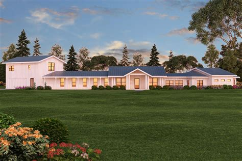 long ranch house plans a house within the house time to build
