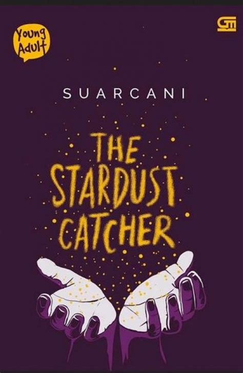 Adlt The Stardust Catcher Soft Cover bukukita the stardust catcher
