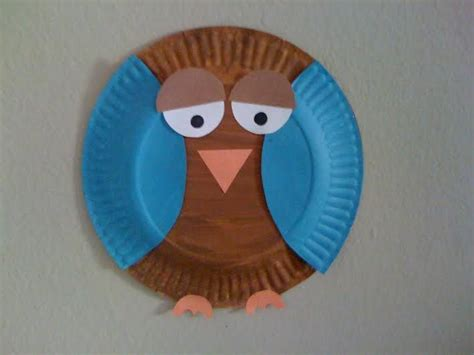 easy owl crafts for 17 best images about kindergarten theme woodland