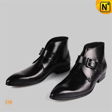dress boots mens black italian leather dress boots cw763338