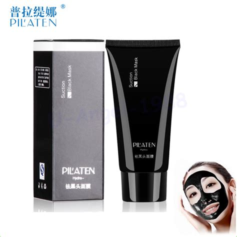 Bioaqua Black Mask Original aliexpress buy 1pcs original pilaten care suction black mask mask nose