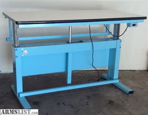 gunsmith bench armslist for sale trade proline electric adjustable