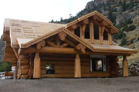 Construction En Rondin by Construction Maison En Rondin De Bois Ventana