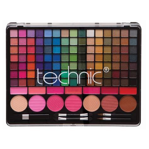 Makeup Palette Makeover Technic Wow Factor Complete Makeup Palette Make Up From