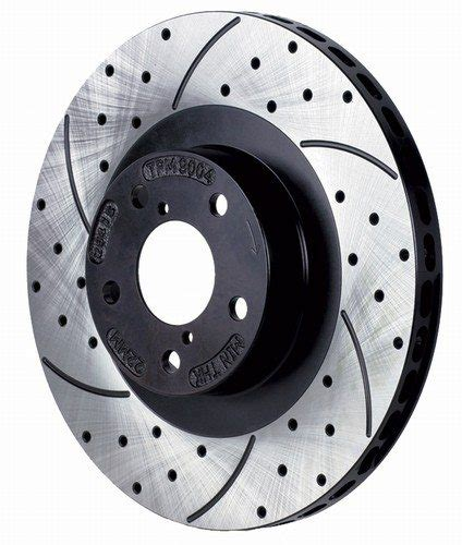 Disc Brake Drill Slot By Brembo Untuk Toyota New Yaris Type S F racing brake rotors drill slot maxima front 89 99