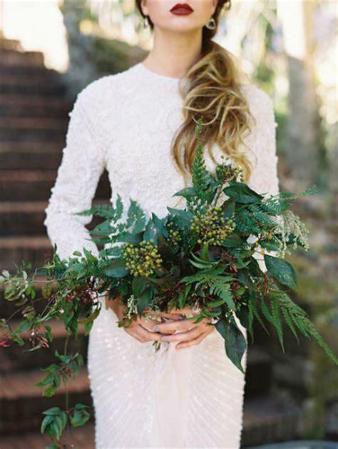 bridal hairstyles in green trends 2017 wedding trends garden grandeur inspiration and