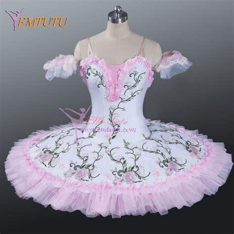 Handmade Ballet Tutus - professional ballet tutus pink white competition