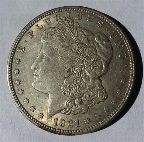 1921 e pluribus unum 1 dollar silver united states coin ebay