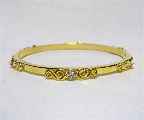 gold plated rs bracelet bangle jan s jewelry supplies