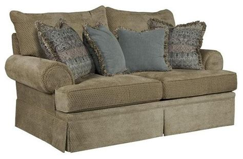 Broyhill Upholstery Fabric by Broyhill Helena Loveseat 3738 1q