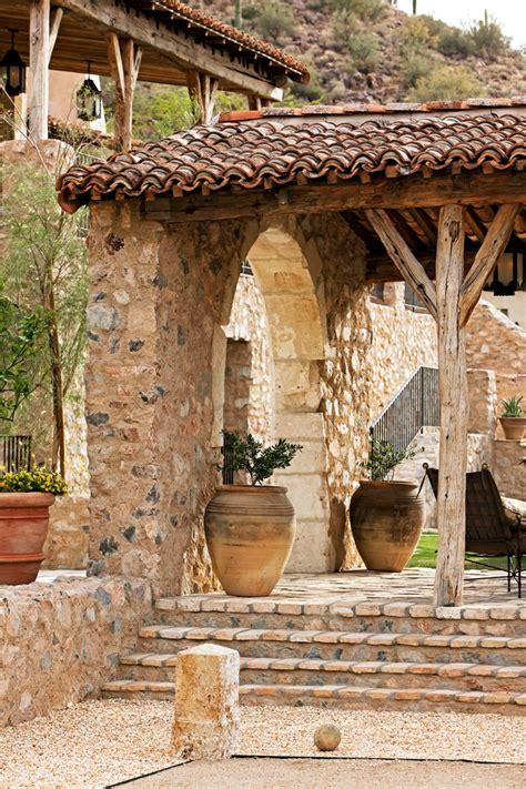 picture  life  tuscany   mediterranean style home