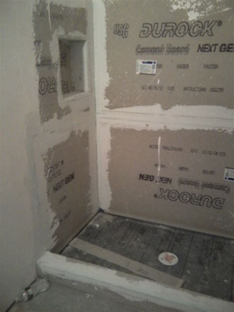 Waterproof Paint Shower Walls by Economical Shower Waterproofing For Ceramic Tile Marble