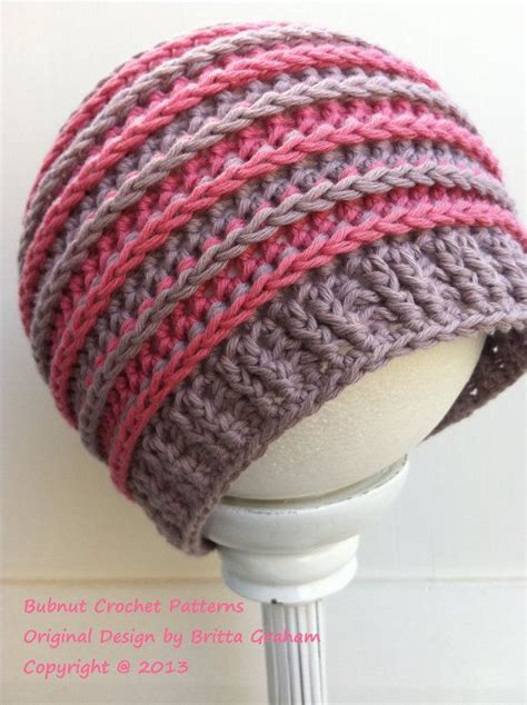 crochet hat pattern lightweight yarn ribbed beanie crochet hat pattern no 306 using double
