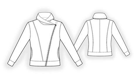 sweatshirt pattern free sweatshirt sewing pattern 4011 made to measure sewing