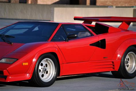 1988 Lamborghini Countach For Sale Lamborghini Countach 1988 5 Replica