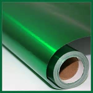 Foil Christmas Gift Wrap - wrapping paper metallic green 2x10m rolls wl coller ltd