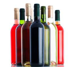 wine bottles png image